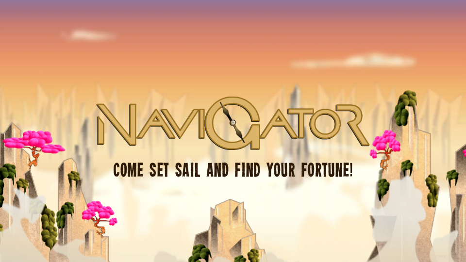 Chemistry Club: Navigator- screenshot