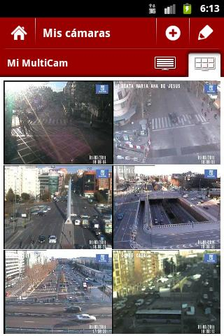 iCam Madrid Capital- screenshot