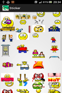Stickers para WhatsApp - screenshot thumbnail