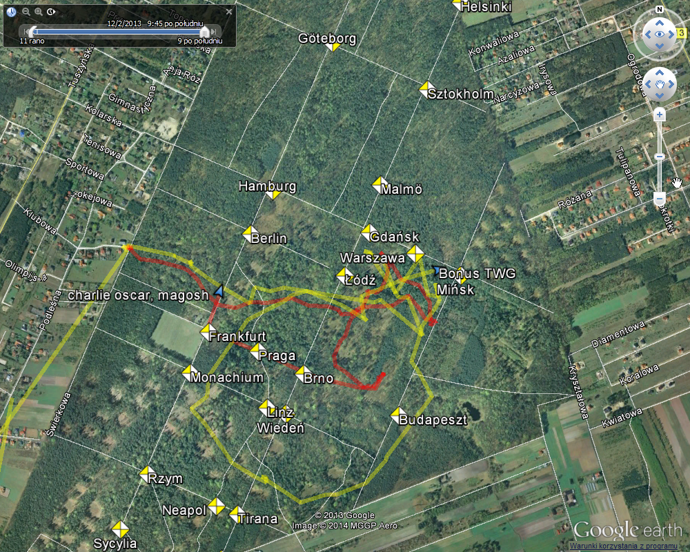 Airsoft Force Tracking PRO- screenshot