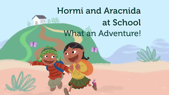 Hormi and Aracnida at School.- screenshot thumbnail