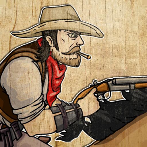 カウボーイズワイルドウェストゲーム 冒險 App LOGO-硬是要APP