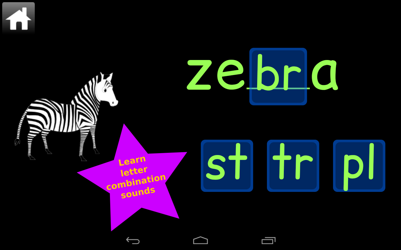First Grade Word Play Lite- screenshot