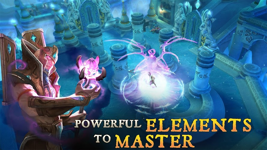 Dungeon Hunter 5 v1.3.0h Mega MOD APK - screenshot