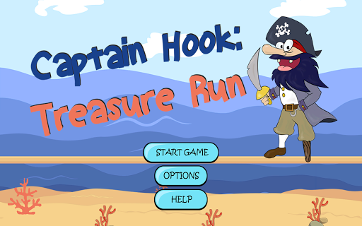 玩免費街機APP|下載Captain Hook: Treasure Run app不用錢|硬是要APP