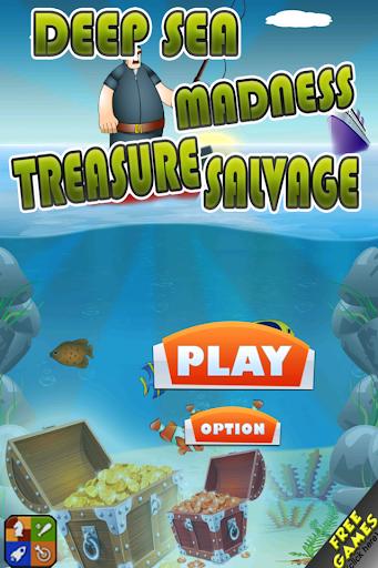 Deep Sea Madness: Salvage Free