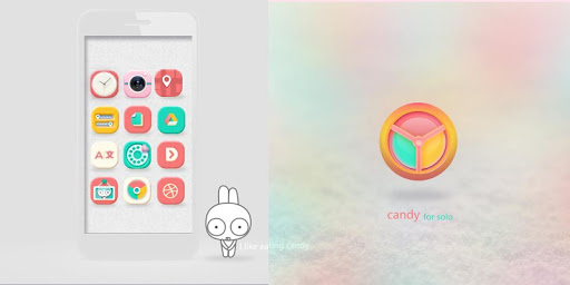 Candy Solo Theme Icons