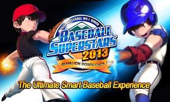 Screenshot of Baseball Superstars® 2013