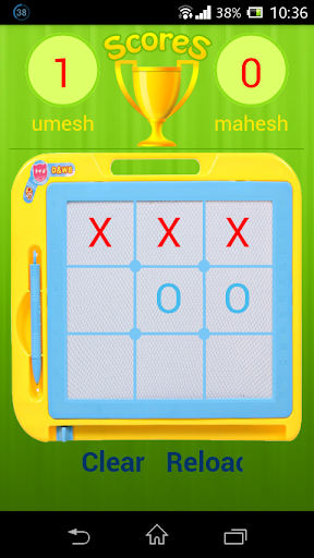 玩解謎App|Amazing Tic Tac Toe免費|APP試玩