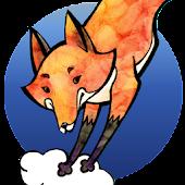 Jumpy Sky Fox