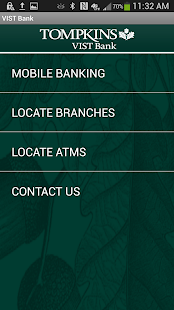 VIST Bank Mobile - screenshot thumbnail