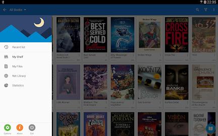 Moon+ Reader Screenshot 1