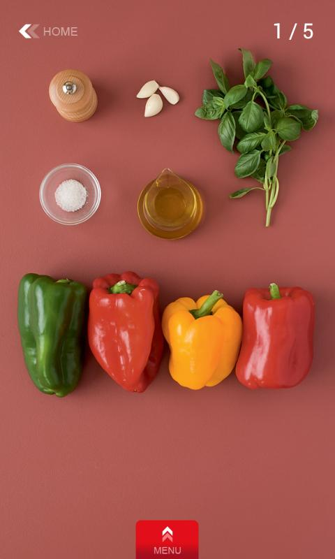 Le basi della cucina italiana- screenshot