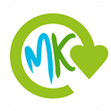 Recycle for MK logo