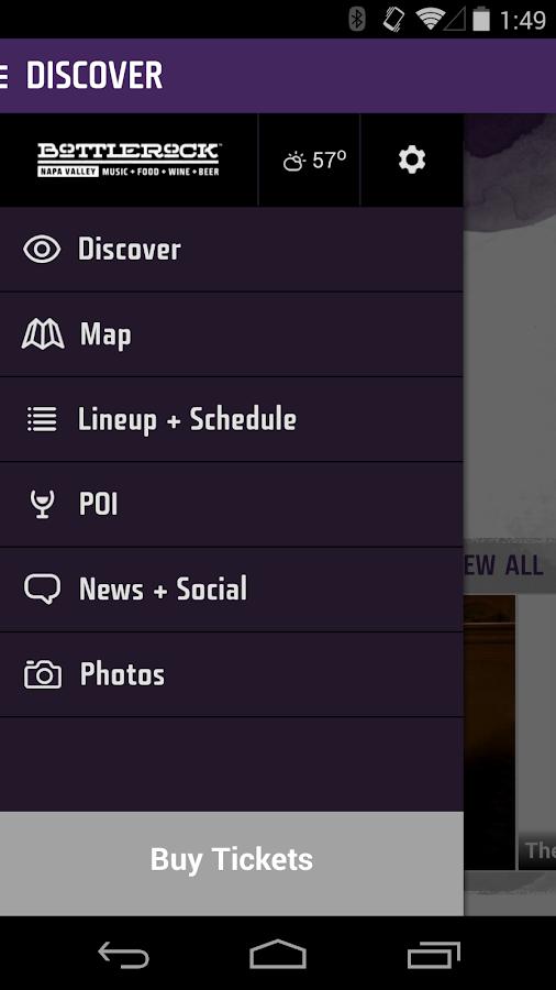 BottleRock Napa - screenshot