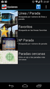 Bus Madrid - screenshot thumbnail