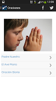 Screenshot of Novena de Aguinaldos