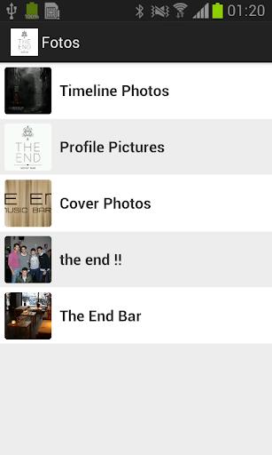 The End Music Bar