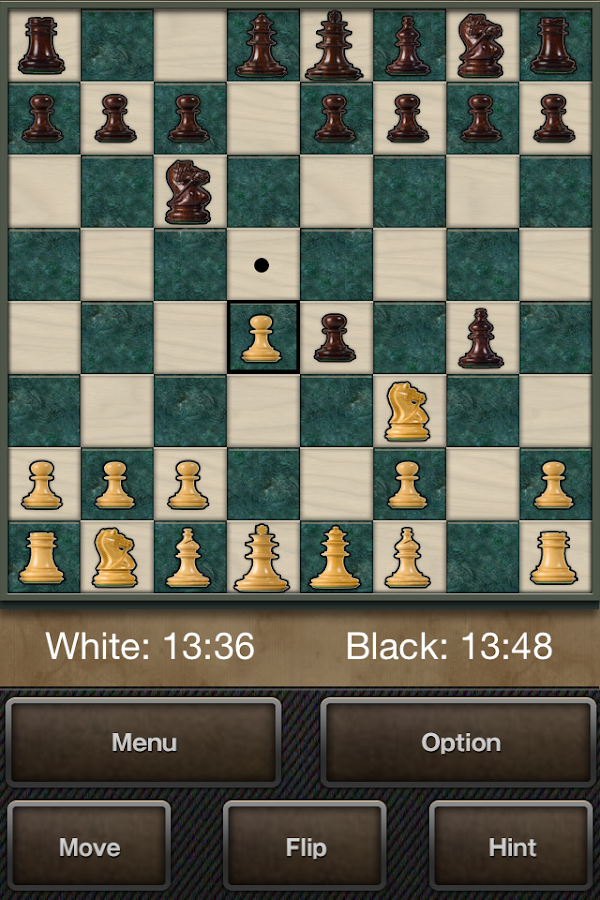 Majestic Chess Board Game - screenshot
