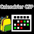 CSP calendar icon