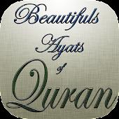Beautifuls Ayats of Quran