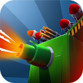 Coastal Defense Arcade Shooter