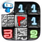 Temple Minesweeper - Puzzle