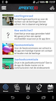Screenshot of SchoolXM