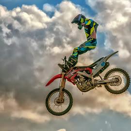 Sky high by Mark Taylor-Flynn - Sports & Fitness Motorsports (  )