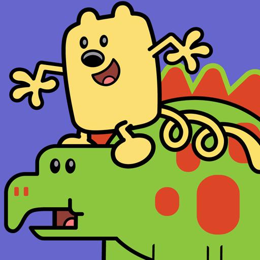 Wubbzy's Dinosaur Adventure LOGO-APP點子