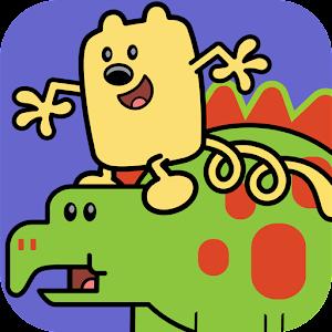 Wubbzy's Dinosaur Adventure 教育 App LOGO-硬是要APP