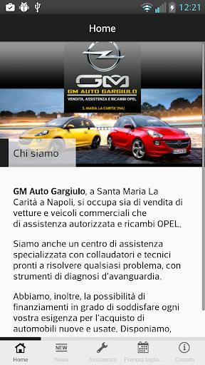 GM Auto Gargiulo