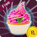 Cup Cake Mania – Cooking Game logo