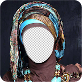 Hijab Fashion Photo