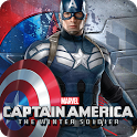 Captain America: TWS Live WP icon