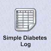 Simple Weekly Diabetes Log