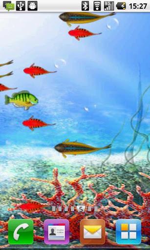海底世界-动态壁纸