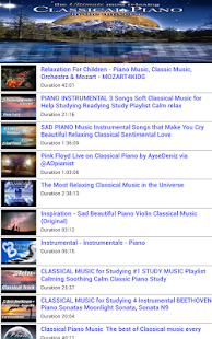 Piano Classical Music - screenshot thumbnail