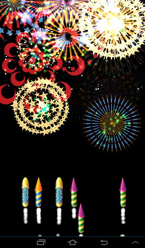 Funny Fireworks Remove Ads