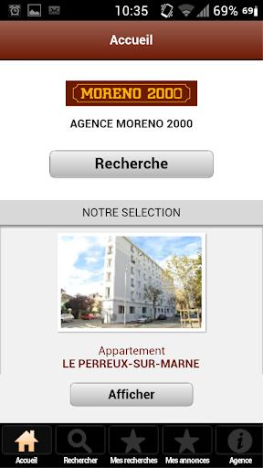 Agence Immobilière Moreno 2000