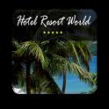 Hotel Resort World icon
