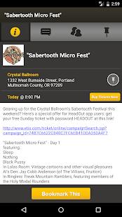 HeadOut - Portland Events - screenshot thumbnail