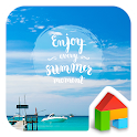SummerMoment LINELaunchertheme icon