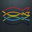Charted Waters - Fishing Maps icon