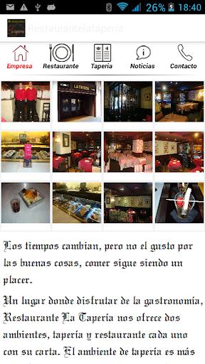 Restaurante La Tapería
