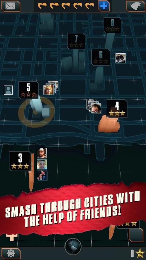 Godzilla - Smash3 - screenshot