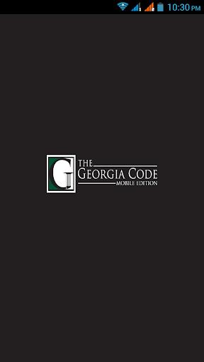 The Georgia Code