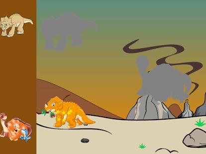 恐龍幼兒拼圖