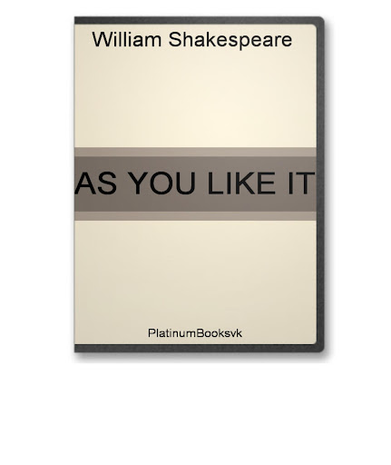 W.Shakespeare - AS YOU LIKE IT