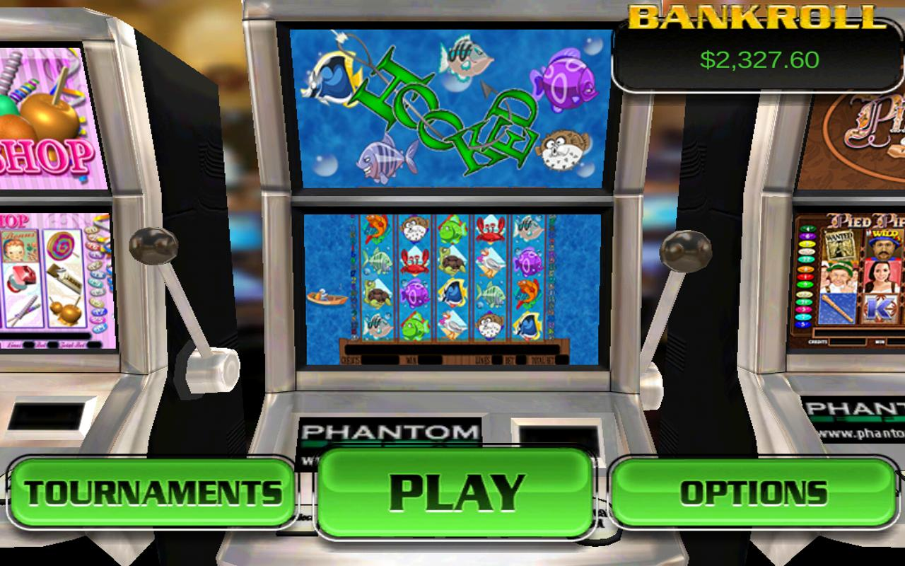 hd slot machine games